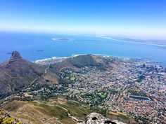 » Oh, Capetown! «