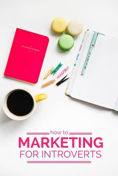 15 Marketing Ideas for Introverts! Tips, courses and resources for creative entrepreneurs who want to grow a profitable blog or online business. | Wonderlass