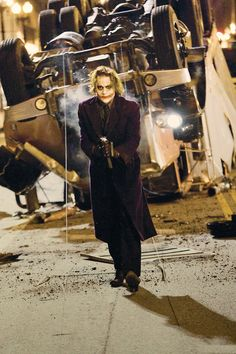 I am the new black | tarkowski: Heath Ledger in The Dark Knight