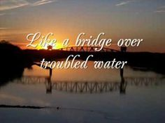 BRIDGE OVER TROUBLED WATER - ANNE MURRAY - YouTube