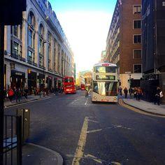 #London #Streets