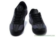 704942-004 Black Nike Kobe KB Mentality