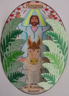 Hosanna, de Koning komt - Palmpasen