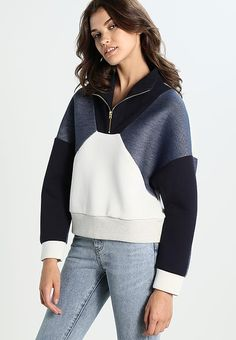 Scotch & Soda Sweatshirt - blue für 109,95 € (01.08.17) versandkostenfrei bei Zalando bestellen.