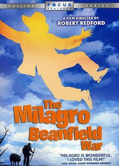 """In Milagro, a small town in the American Southwest, Ladd Devine plans to build a major new resort development. While activist Ruby Archuleta and lawyer/newspaper editor Charlie Bloom realize that this will result in the eventual displacement of the local Hispanic farmers,"""