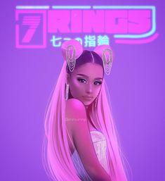 New Wallpaper Iphone Aesthetic Queen 16 Ideas Ariana Grande Anime, Ariana Grande Drawings, Ariana Grande Pictures, Ariana Grande Wallpapers, Canciones Ariana Grande, Image Tumblr, Ariana Grande Background, Divas, Dangerous Woman