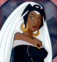 Storm, voiced by Susan Dalian during Wolverine and the X-Men