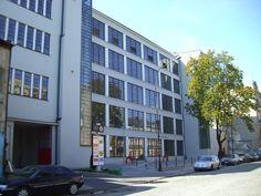 Fabryka Eitingona, czyli Bauhaus po łódzku