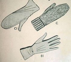 butterick gloves1232 detail 2 | by carbonated