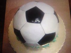 Gâteaux ballon foot