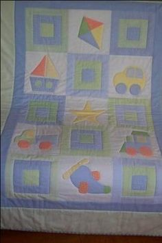 New patchwork bebe menina Ideas Baby Boy Quilts, Baby Boy Blankets, Girls Quilts, Patchwork Baby, Patchwork Quilting, Applique Quilts, Patch Quilt, Quilt Blocks, Quilting Projects