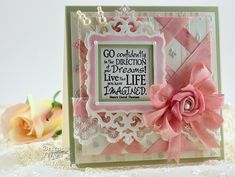 Go Confidently by Becca Stamps - Cards and Paper Crafts at Splitcoaststampers