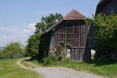 """""""Bauernhof bei Ahorn"""" (Bild: König Herbert)"""