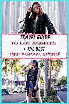 Get this insider scoop on LA & be camera-ready! Santa Monica Boardwalk, Lacma Los Angeles, California Tours, Los Angeles Travel, Visit Santa, Artsy Photos, Travel Outfits, Travel Inspiration, Style Inspiration