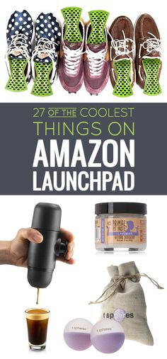 26 Of The Coolest Things On Amazon Launchpad