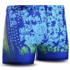 Summer Mens Swimming Trunks Swimwear Sports Shorts Boxers Inner Pants