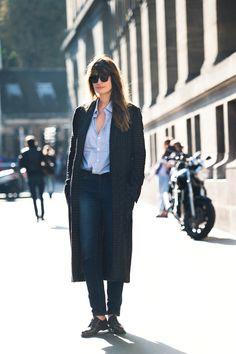 PFW S/S15 Caroline de Maigret via Citizen Couture