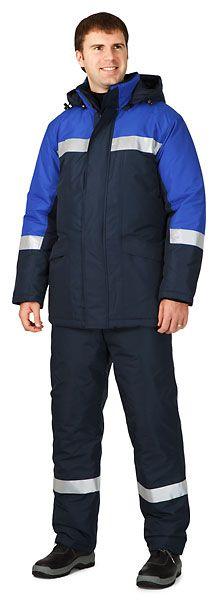 Куртка мужская утепленная Байкал (2 класс защиты)