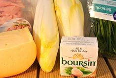 benodigdheden witlofschotel Boursin, Keto Recipes, Cooking Recipes, Low Carb Keto, Celery, Tapas, Nom Nom, Paleo, Good Food