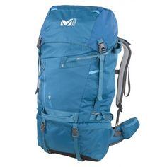Le sac à dos de montagne LD Ubic 40 est conçu pour les exploratrices qui aiment partir légères.