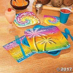 Beach Bum Party Supplies
