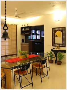 The East Coast Desi: Masterful Mixing (Home Tour. Indian Living RoomsEthnic  DecorHome ...