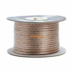 Cmple - 12AWG Clear Jacket Compact Speaker Wire Cable - 300ft by Cmple. $79.24. 12AWG Speaker Wire Cable - 300ftSpecially designed, high purity, low signal loss and enhanced emphasis on the low end for loud, clear and bold audio reproduction. Cmple speaker cables bring you the high quality, great performance and excellent value you've come to expect from us.Perfect for high end speakers. Good for use with banana plugs. Clear PVC outer jacket. Two conductor cable w/ clear st...