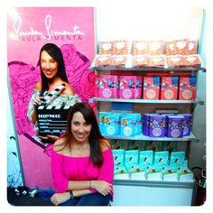 Paula Pimenta book fair in Belém.