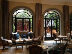 Hotel Lancaster #Paris#luxury