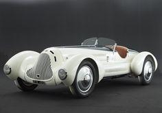 1931 Alfa Romeo 6C 1750 Gran Sport Aprile Spider Corsa  / Age of Diesel
