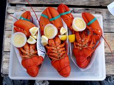 I would move to a coast with you, just so you could dive all day for these.