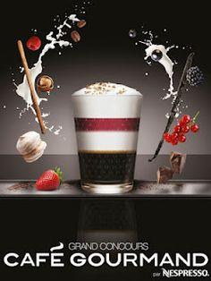 """Surfant sur la tendance du café gourmand et souhaitant encourager les talents et la création, Nespresso lance un concours nommé """"Café Gourmand"""", qui se déroulera du 18 avril au 18 juin prochain."""