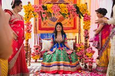 Her lehnga is absolutely beautiful. Destination Wedding Jaipur-00057