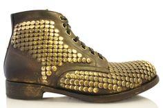 Dolce & Gabbana fw 2012— studded boots