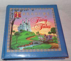 Treasury of Fairy Tales Book 1994 Multiple Stories