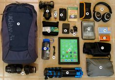 What's In My Carry On Bag? 2015 Edition