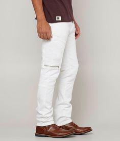 Moto Jeans, Men's Jeans, Fly Shoes, Lycra Spandex, Stretch Jeans, Stretch Fabric, White Jeans, Biker, Sweatpants