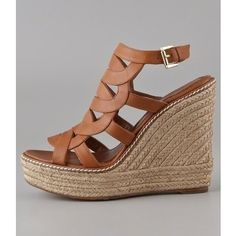 can't get enough summer wedges :) #InLove