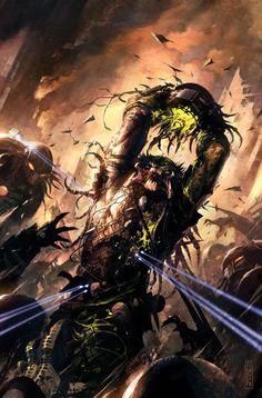 Predator infighting