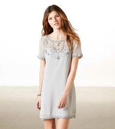 AE Jeweled Shift Dress