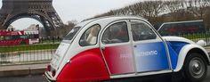 Kto chętny na targi samochodowe w Paryżu?
