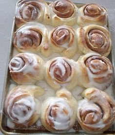 One Hour Cinnamon Rolls | FOOD AND COOK