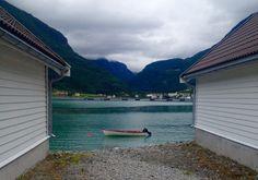 Something pleasing. Skolden, Norway.