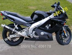 Hot Sales,Black Gray For Yamaha Thundercat YZF600R 1997-2007 YZF 600R 97 98 99 00 01 02 03 04 05 06 07 YZF600 Sportsbike Fairing #Affiliate