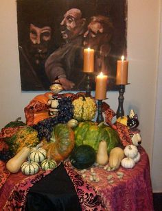 From Halloween to Thanksgiving! http://www.fearlessentertaining.com/