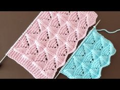 Baby Knitting Patterns, Knitting Stitches, Needlepoint Designs, Crochet Yarn, Diy And Crafts, Make It Yourself, Sewing, Knitted Baby Clothes, Knit Jacket