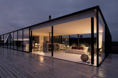 Casa W  Huentelauquén | IV Región, Chile     A project by: 01ARQ     Architecture
