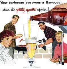 barbecue old adv - Cerca con Google