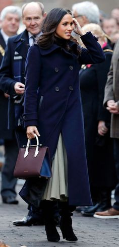 style files: Meghan Markle   get her chicest looks for less   #theeverygirl