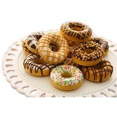 Donut Shaped Dog Treats